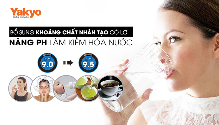 may loc nuoc Alkaline 3