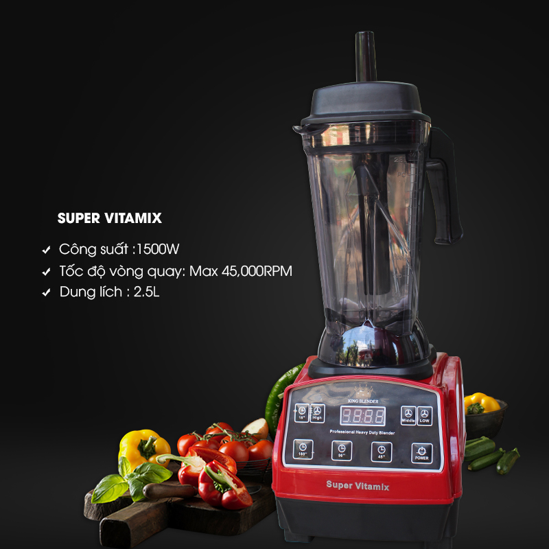 may xay sinh to vitamix 2